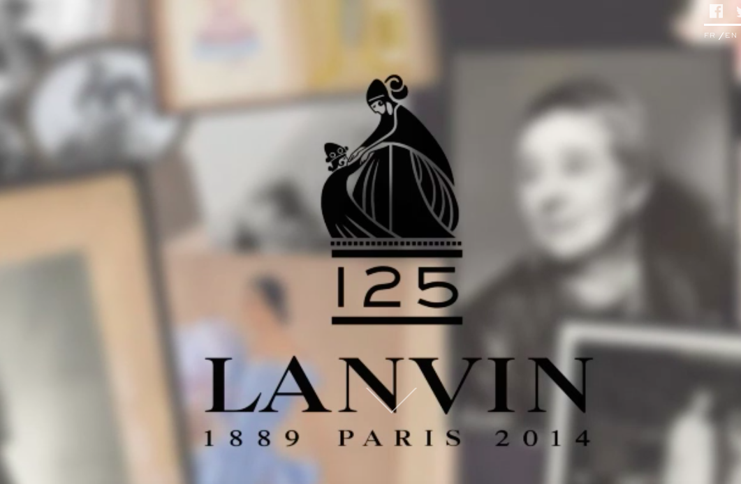 Lanvin Logo Love – My wide world of Style